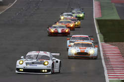 #93 Porsche AG Team Manthey Porsche 911 RSR: Marc Lieb, Richard Lietz, Romain Dumas