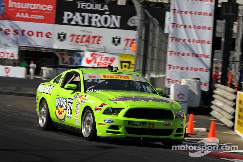 Brad Adams, Capaldi Racing Ford Mustang Boss 302S
