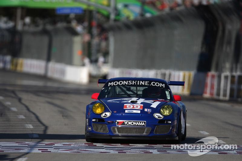 #99 Competition Motorgroup Porsche 911 GT3 Cup: David Calvert-Jones, Ted Ballou