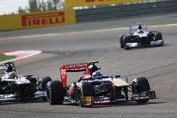 Даниэль Риккардо. ГП Бахрейна, Воскресная гонка.