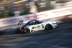 #56 MBMW Team RLL BMW Z4 GTE:Dirk Muller, Joey Hand