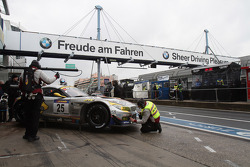 Yelmer Buurman, Dominik Schwager, Andrea Piccini, BMW Sports Trophy Team Marc VDS, BMW Z4 GT3