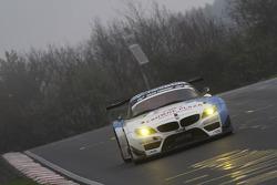 Dirk Müller, Augusto Farfus Jr., BMW Team Schubert, BMW Z4 GT3