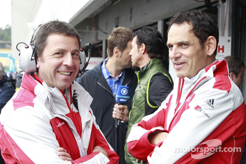 Albert Deuring en Hans-Jürgen Abt, Team Abt Sportsline