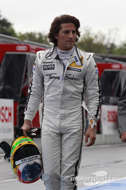 Roberto Merhi, Mercedes AMG DTM-Team HWA, DTM Mercedes AMG C-Coupé