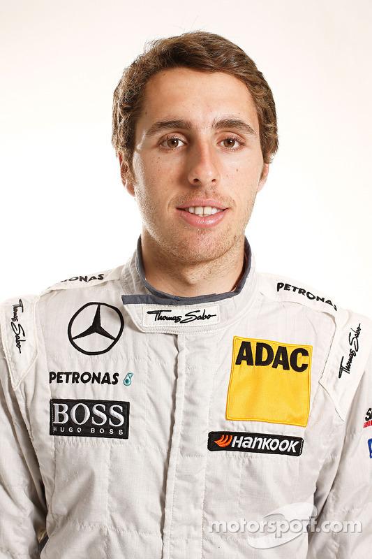 Daniel Juncadella, RSC Mücke Motorsport, DTM AMG Mercedes C-Coupé