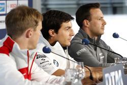 Mattias Ekström, Audi Sport Team Abt Sportsline, Audi RS 5 DTM, Bruno Spengler, BMW Team Schnitzer, BMW M3 DTM, Gary Paffett, HWA, DTM Mercedes AMG C-Coupé