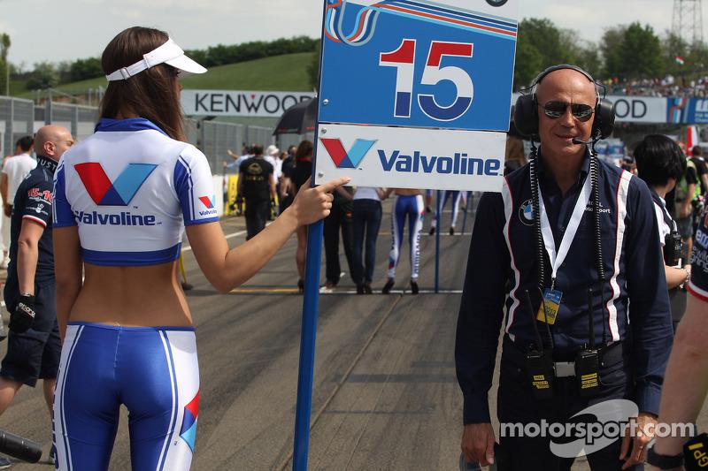 Aldo Preo, Eigenaar, ROAL Motorsport