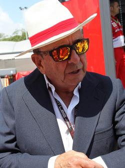 Emilio Botin, Santander Chairman