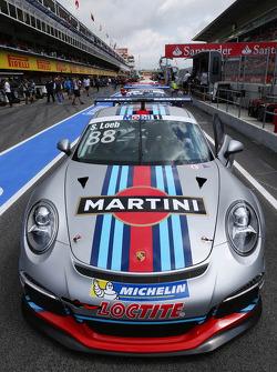 Sebastien Loeb, Porsche AG, Porsche Supercup