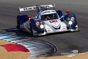 #16 Dyson Racing Team Lola B12/60: Chris Dyson, Guy Smith