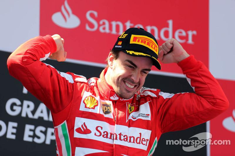 Фернандо Алонсо, Scuderia Ferrari