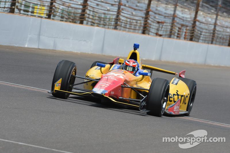 Carlos Munoz, Andretti Autosport Chevrolet