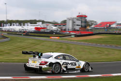 Pascal Wehrlein, Mercedes AMG DTM, DTM Mercedes AMG C-Coupe