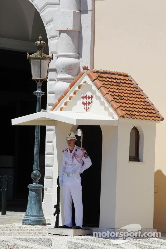 Omgeving Monaco