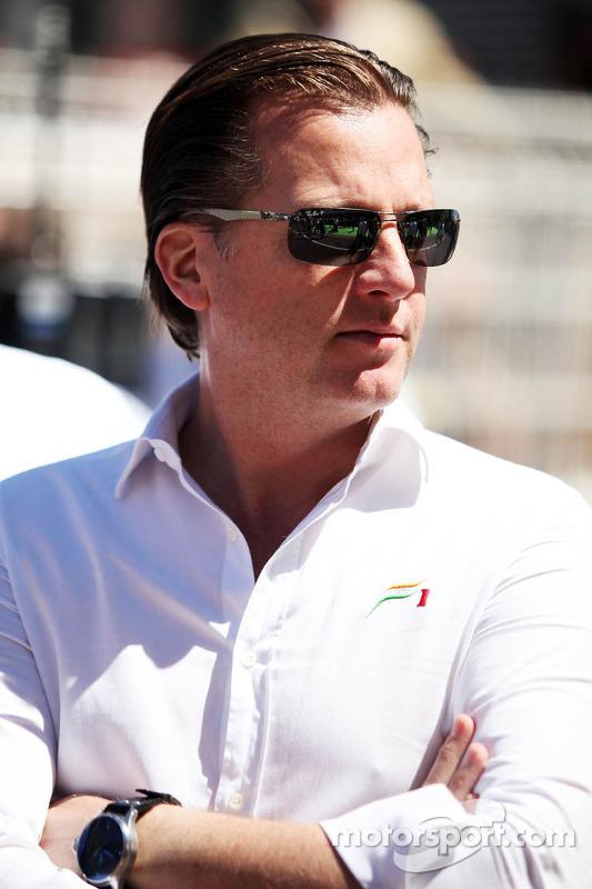 Michiel Mol, co-proprietário da Sahara Force India F1 Team