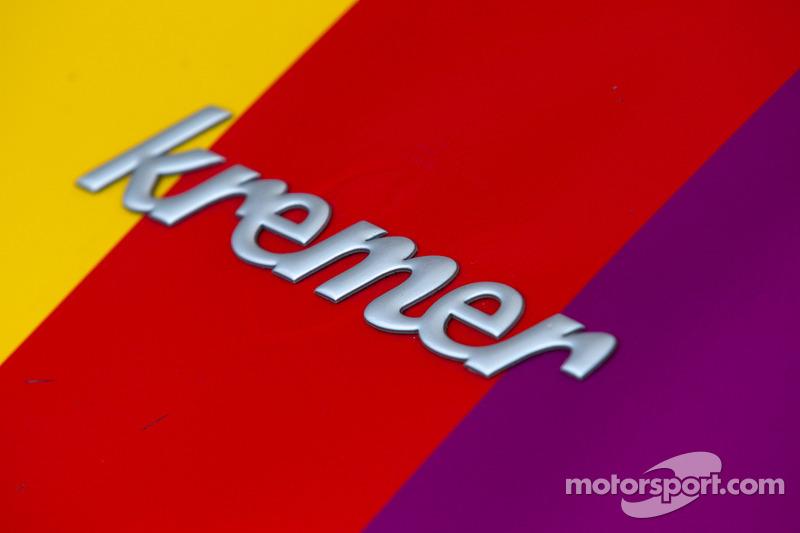 #75 Kremer Racing Porsche 997 GT3 (SP8) detail