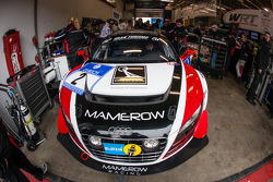 #2 Abt Team Mamerow Audi R8 LMS ultra (SP9): Christian Mamerow, Thomas Mutsch, René Rast, Marc Basseng