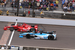 Dario Franchitti y Simon Pagenaud