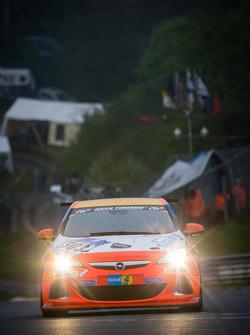 #303 Raceunion Teichmann Racing Opel Astra OPC Cup (Cup 1): Jürgen Fritzsche, Heinz-Otto Fritzsche