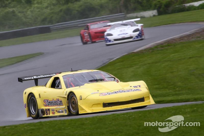 Doug Peterson, Chevrolet Corvette