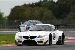 #43 ROAL Motorsport BMW Z4: Thomas Biagi, Stefano Comandini, Michela Cerruti