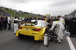 The Car of Timo Glock, BMW Team MTEK BMW M3 DTM