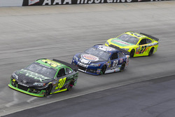 David Stremme, Travis Kvapil, Paul Menard