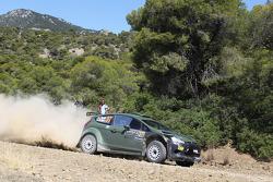 Lorenzo Bertelli and Mitia Dotta, Ford Fiesta RRC