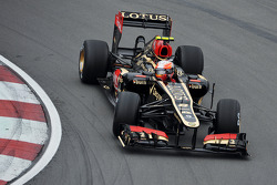 Romain Grosjean, Lotus F1 Team