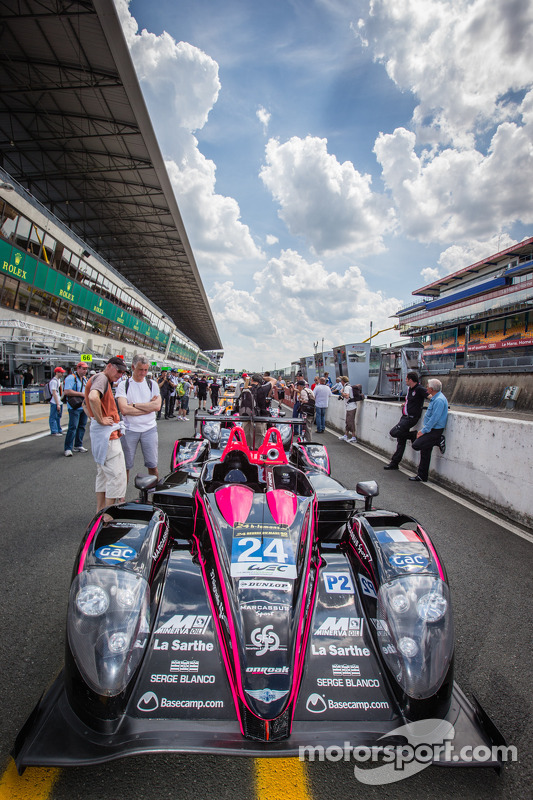#24 OAK Racing Morgan LMP2-Nissan