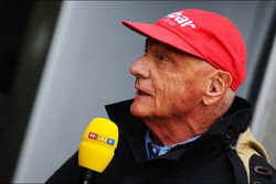 Niki Lauda, Mercedes Non-Executive Chairman. - www.xpbimages.com, EMail: requests@xpbimages.com - copy of publication required for printed pictures. Every used picture is fee-liable. © Copyright: Photo4 / XPB Images