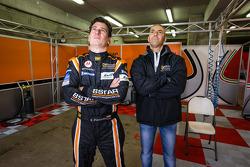 Enzo Potolicchio and Rui Aguas