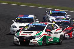 Tiago Monteiro, Honda Civic Super 2000 TC, Honda Racing Team Jas