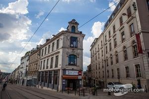 Le Mans, Place de la République
