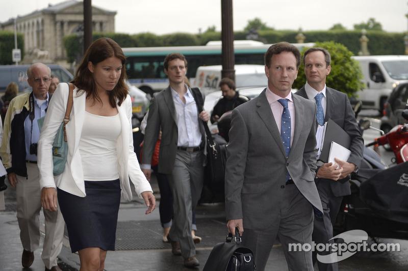 Заседание Трибунала FIA, Особое мероприятие.