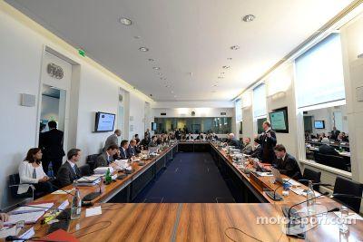 Encontro do Tribunal FIA