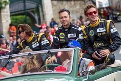 Kevin Weeda, James Rossiter, Christophe Bouchut