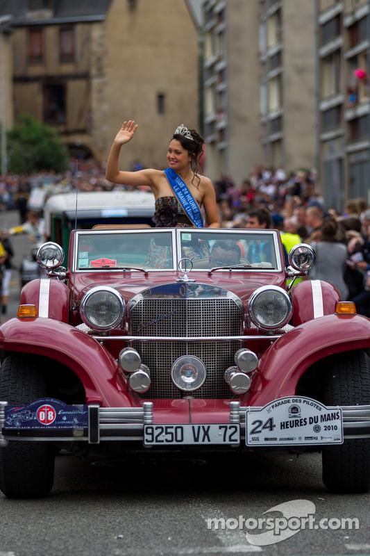 Miss 24 Horas de Le Mans