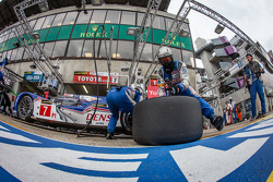 Toyota Racing membros da equipe