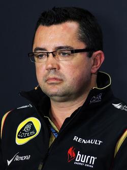 Eric Boullier, Teambaas Lotus F1