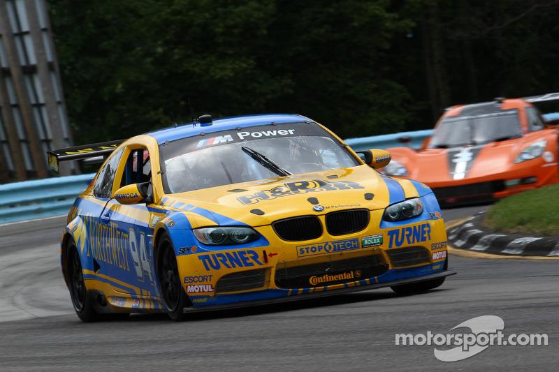 #94 Turner Motorsport BMW M3: Bill Auberlen, Paul Dalla Lana, Billy Johnson
