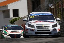 Tom Chilton, Chevrolet Cruze 1.6 T, RML lidera Gabriele Tarquini, Honda Civic, Honda Racing Team J.A.S.