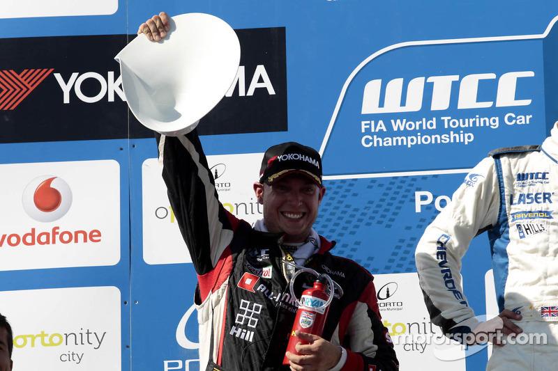 2e plaats Robert Huff, ALL-INKL.COM SEAT Leon WTCC