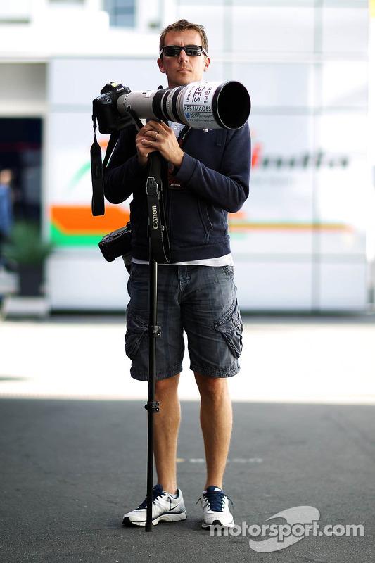 Laurent Charniaux, Fotógrafo da XPB Images
