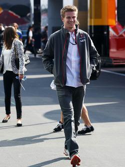 Nico Hulkenberg, Sauber