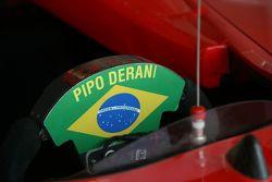 Pipo Deranis carro