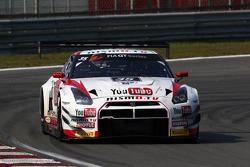 #35 Nissan GT Academy Team RJN Nissan GT-R Nismo GT3: Lucas Ordonez, Alex Buncombe