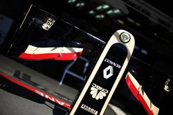 Lotus F1 E21 nosecone