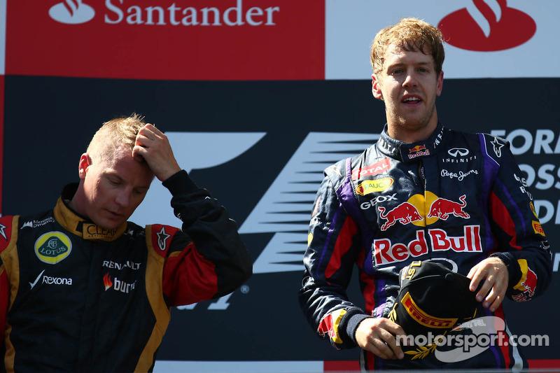Grand Prix von Deutschland 2013 auf dem Nürburgring: Platz zwei